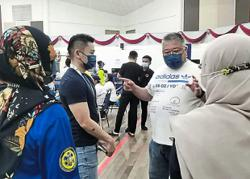 'More vaccination centres needed in parts of Bintulu'