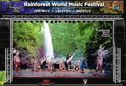 Annual rainforest music fest goes virtual