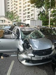Stroke survivor dies after being hit by getaway car