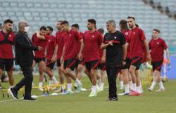 Soccer-Turkey coach, captain say team back on their feet after Italy loss