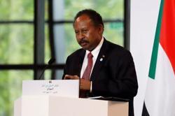 Sudan's prime minister warns of risk of chaos, civil war
