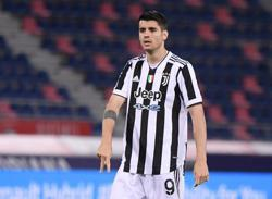 Soccer-Morata to stay on loan at Juventus for another season