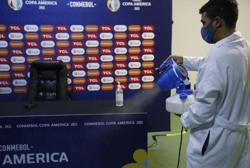 Soccer-Copa America registers another 11 positive COVID-19 tests