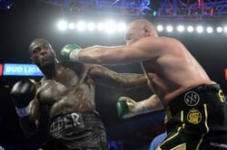 Boxing-Wilder and Fury trade barbs ahead of trilogy fight