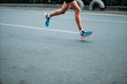 Marathon runner defies age stereotype