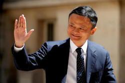 Alibaba executive says founder Jack Ma 'lying low'