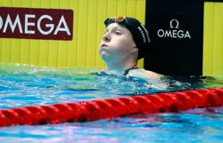 Olympics-US swimmers King, Murphy heading to Tokyo to defend gold medals