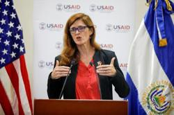 Visiting Guatemala, USAID chief reinforces Harris's anti-graft message