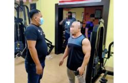 Five caught flexing at Butterworth gym, caretaker issued with RM10,000 compound notice