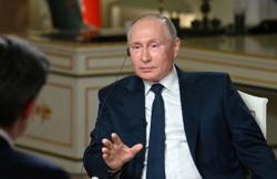 Putin rebuffs US claims against China