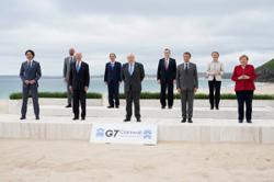 Comment: G7 summit fails to 'meet the challenges'
