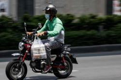 Rise in food deliveries sees Thailand drowning in plastic waste