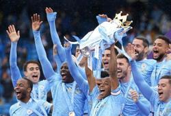 Soccer-Man City to begin Premier League title defence at Spurs