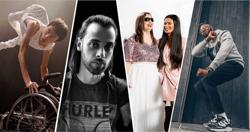 Artistes who've overcome adversity join forces to inspire in new music video