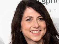 MacKenzie Scott donates US$2.7bil, blasts wealth gap