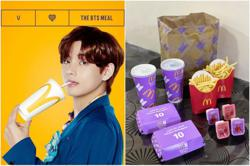 McDonald's BTS meal in Singapore available via delivery only amid Covid-19