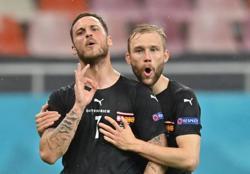 Soccer-Austria's Arnautovic suspended for one game for goal celebration