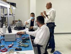 Lebanese entrepreneur defies country's crises with tech hub