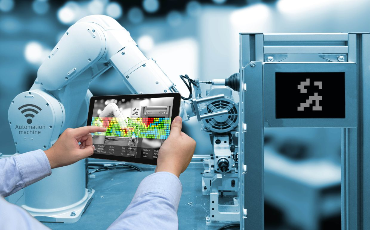 In the era of IR4.0, many industries and manufacturers are integrating automation and smart systems into their manufacturing operations.