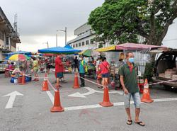 Six more Klang morning markets to reopen