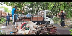 Ramping up action against illegal dumping