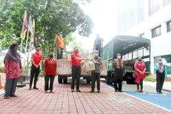 Ipoh City Council, corporates join hands to provide relief