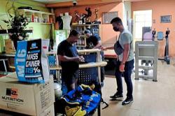 Gym users, caretaker fined for breaching SOP in lockdown