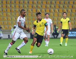 Malaysia strike pay dirt in last match