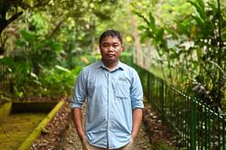 Pangolin defender wins top environmental prize