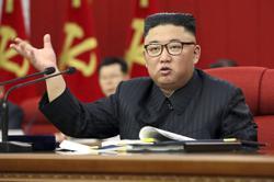 Kim admits food situation tense