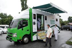 Call for more on-site vaccination centres, mobile units