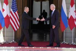 Putin lashes out at US after meeting with Biden