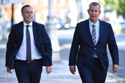 Leader of Northern Ireland's DUP steps down after just three weeks