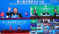 China's will to protect its interests unshakeable: defence minister