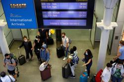 Britain, facing airline pressure, considers easing restrictions for vaccinated travellers
