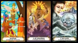 Regional tarot deck project shares a diverse array of stories and myths
