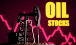Crude oil prices fall on stronger U.S. dollar