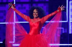 Legendary singer Diana Ross, 77, makes a comeback after 15 years