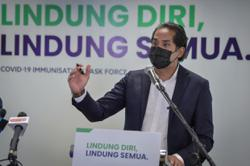 Covid-19: Residents in the interior of Kelantan to receive single-dose CanSino vaccine, says Khairy