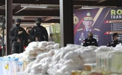 Indonesia handles 19, 229 drug smuggling cases in six months