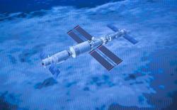 China's Shenzhou-12 astronauts enter space station core module