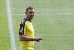 Soccer-Shevchenko boosts attack against North Macedonia