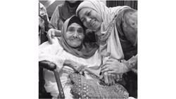 Nancy Shukri's mother passes away