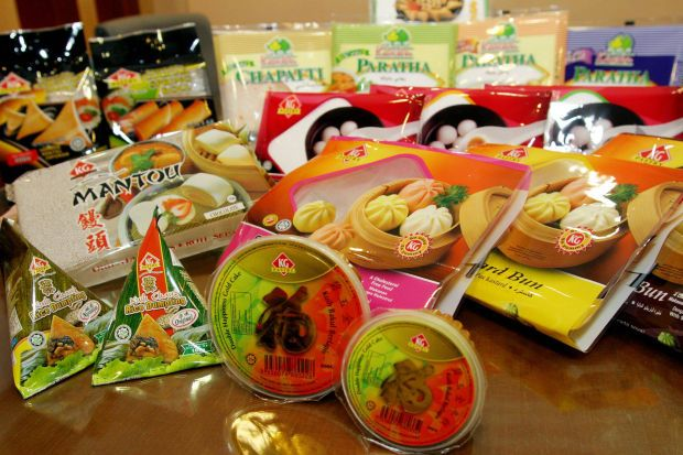 Some Kawan food products