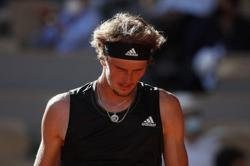 Tennis-Zverev knocked out in Halle by Frenchman Humbert