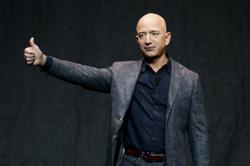 A petition to keep Jeff Bezos in space is gaining popularity