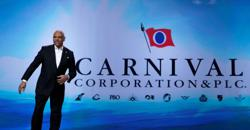 Cruise operator Carnival discloses personal data breach, shares down