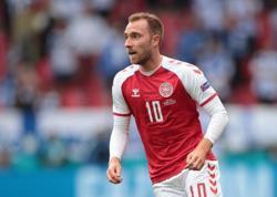 Soccer-We'll beat Russians for Eriksen, says Denmark coach Hjulmand