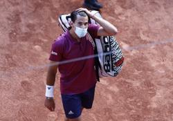 Tennis-Thiem withdraws from Tokyo Olympics with eye on defending U.S. Open crown