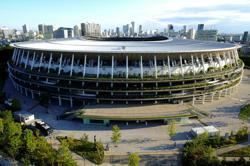 Olympics-Tokyo 2020 president considering cap of 10,000 spectators -newspaper